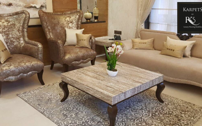 This Winter, Bring the Warmth & Style to Your Home with Premium Woollen Rugs