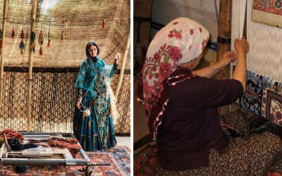 A Story of Carpets from the Maker's Perspective