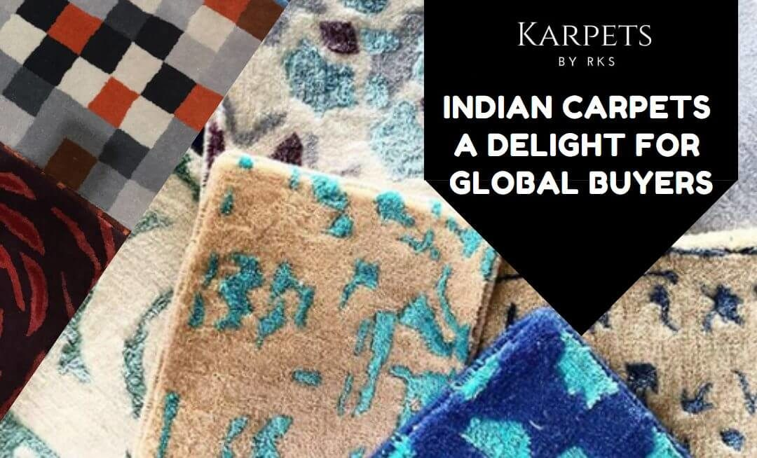 Indian carpets a delight for global buyers