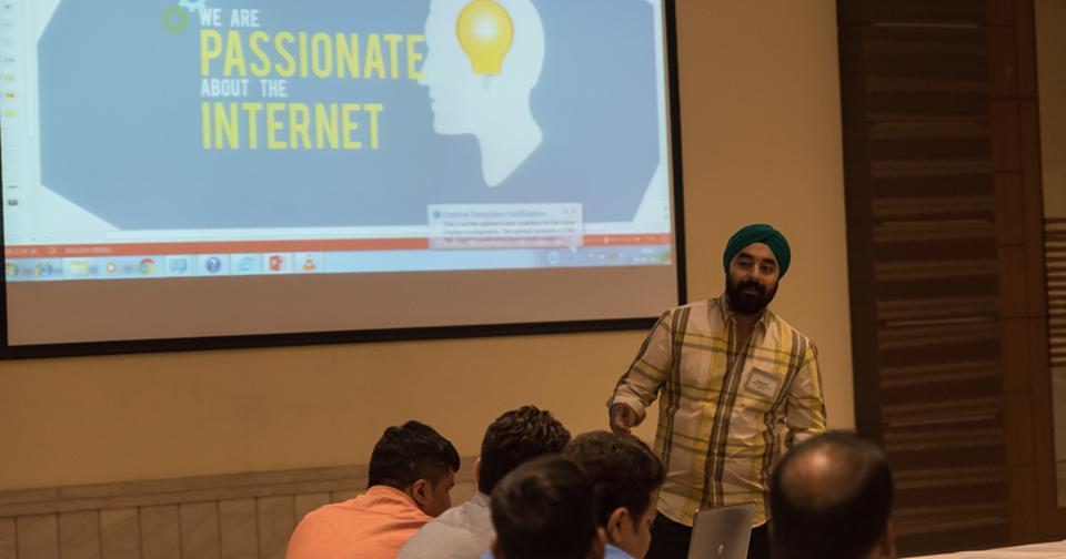Presentation Time : Educational Presentation on Digital Marketing at BNI Networking Platform