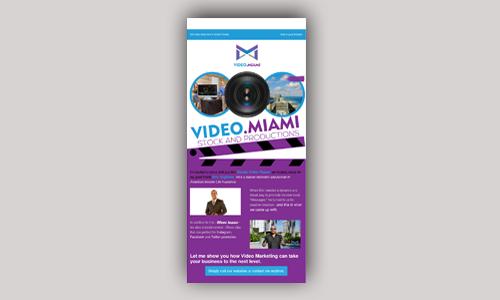 Mailchimp Template Screenshot
