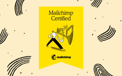 Officially Certified by Mailchimp